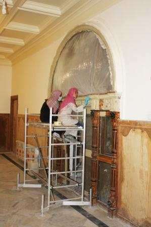 The Afghan Rehabilitation Group is keen to provide women with vocational training and employment.