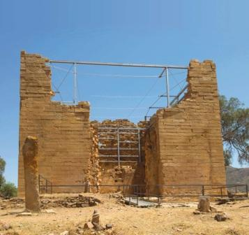 The Great Temple of Yeha.