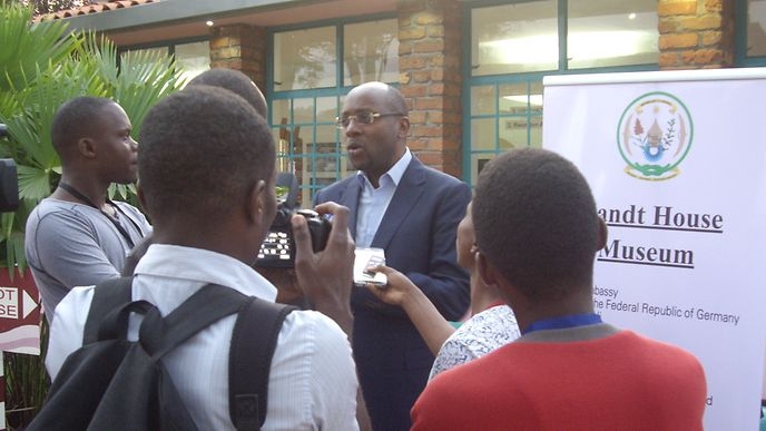 Interview with Ambassador Robert Masozera, Director General of the Institute of National Museums of Rwanda