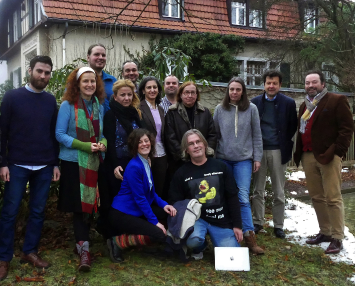 Project staff of the German Archaeological Institute.
