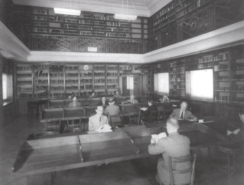 The IWO Reading Room
